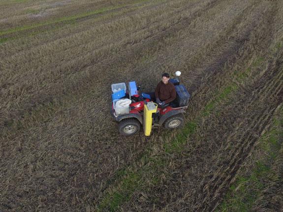 Planteavlsrådgivning Fjordland