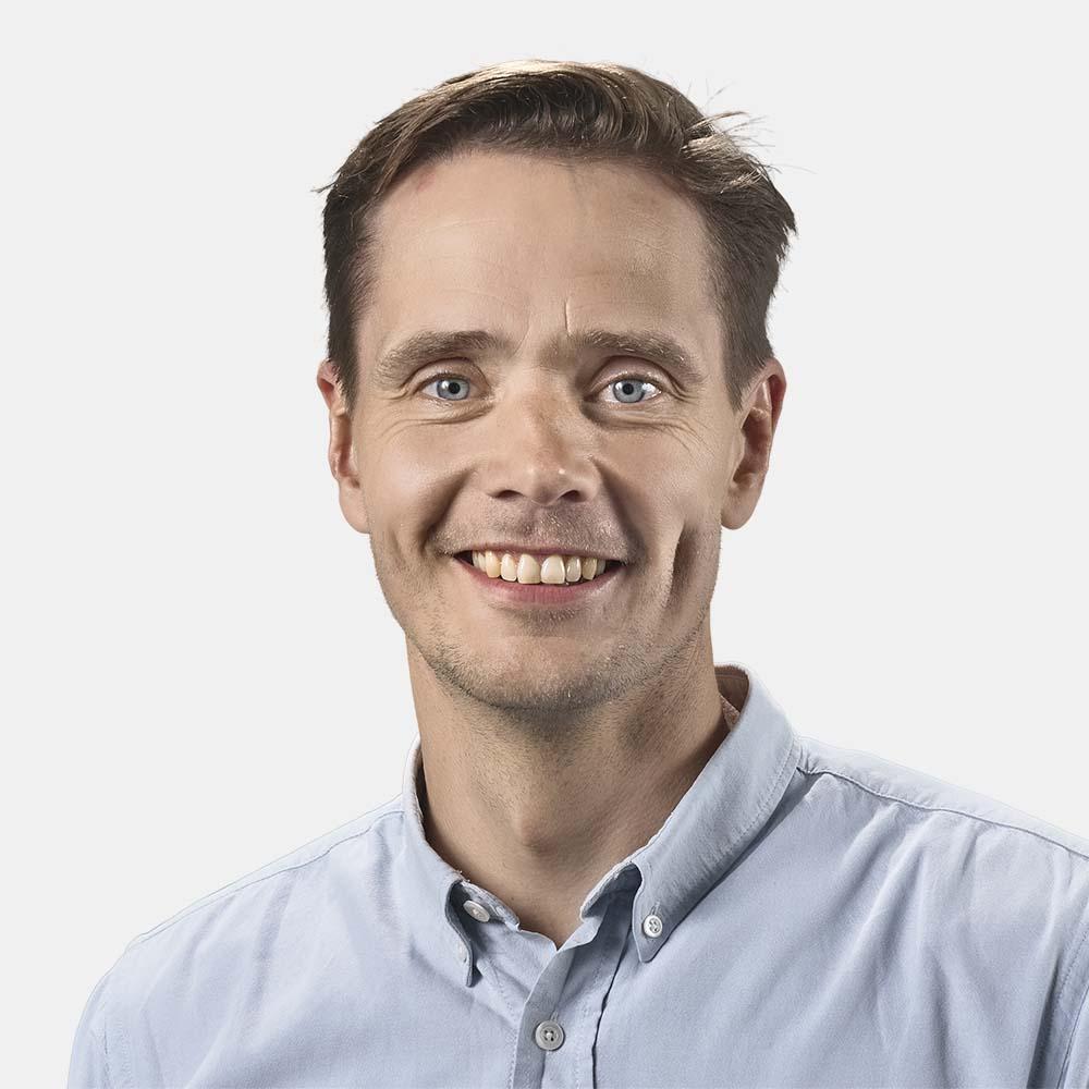 Henrik Frøkjær Hornstrup Chefkonsulent Planteavl Fjordland