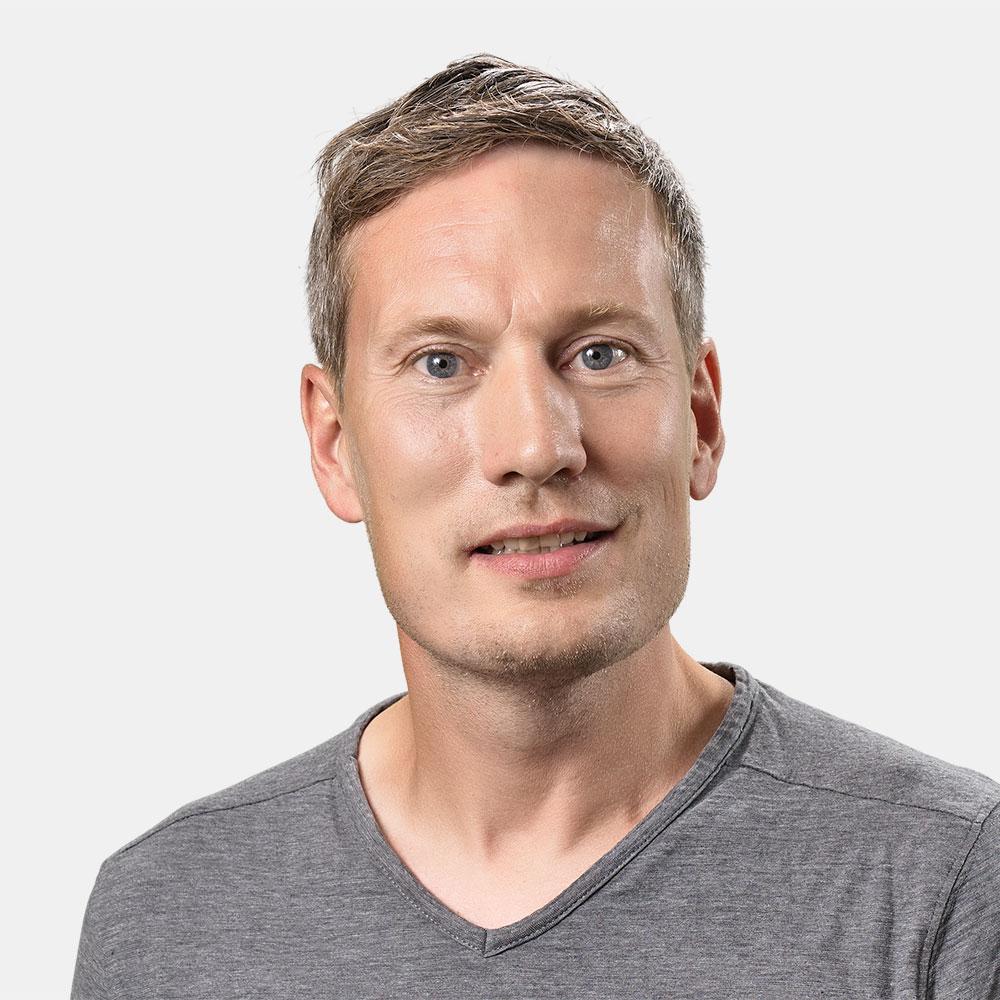 Søren Bak Andersen Talsmand Svin Fjordland